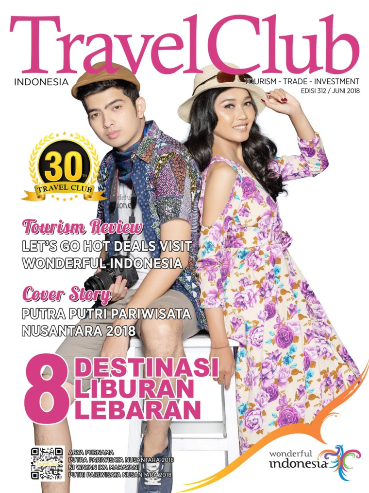 Majalah Digital Travel Club ED 312 Juni 2018