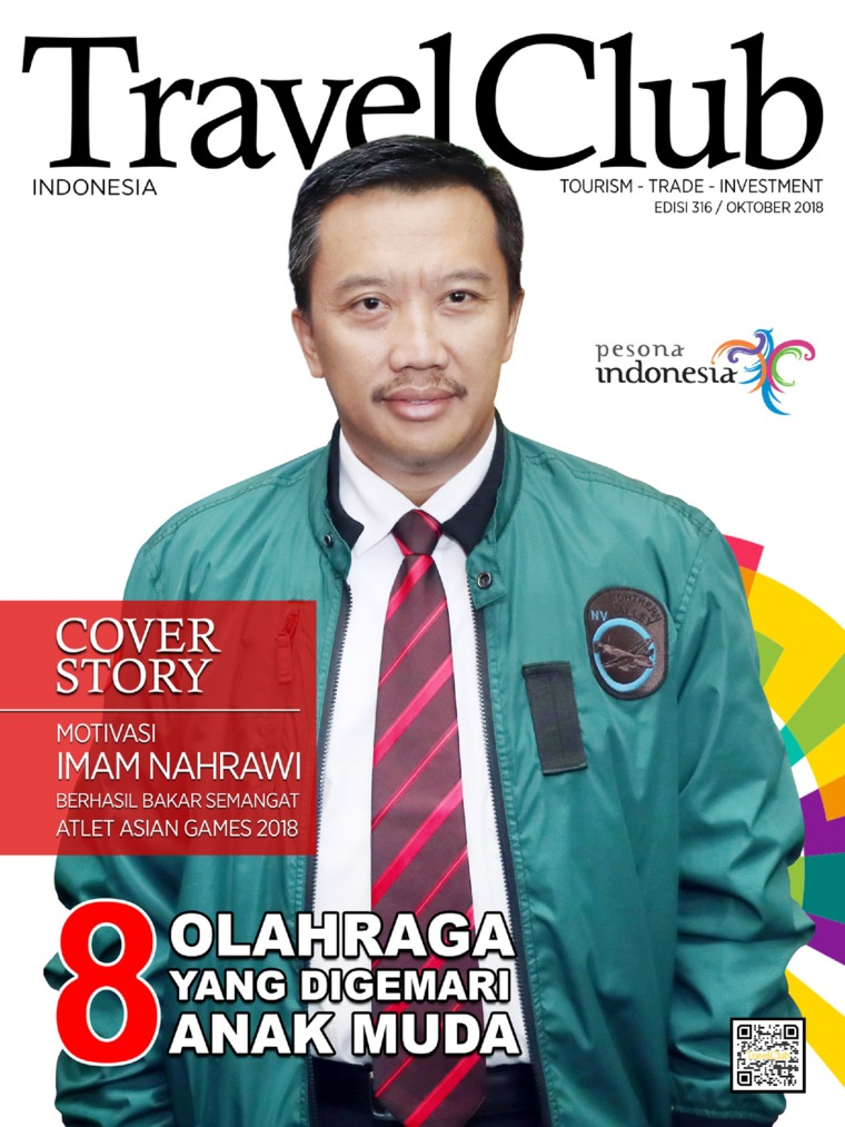 Majalah Digital Travel Club ED 316 Oktober 2018