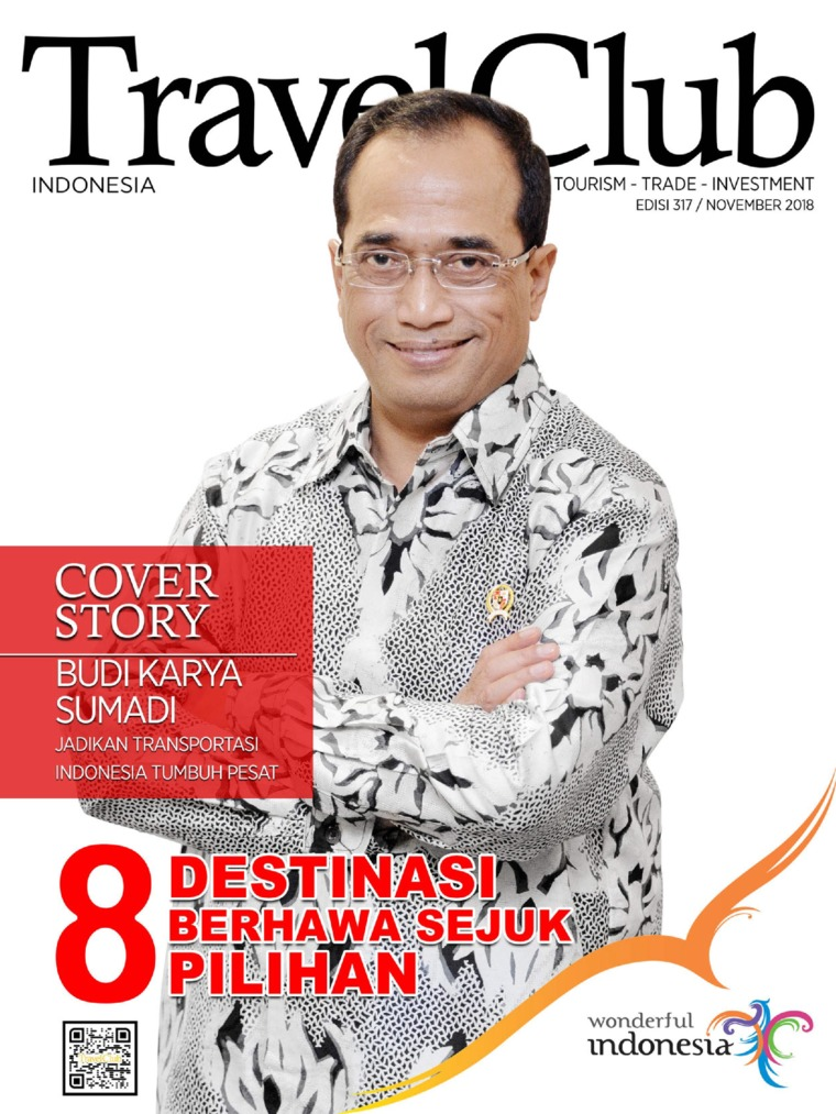 Majalah Digital Travel Club ED 317 November 2018