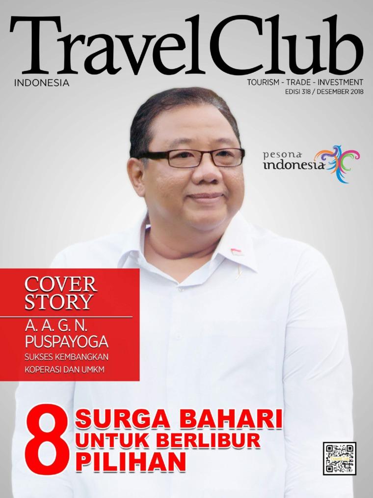 Majalah Digital Travel Club ED 318 Desember 2018