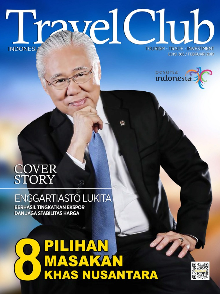 Majalah Digital Travel Club ED 365 Februari 2019