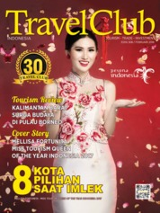 Cover Majalah Travel Club ED 308 Februari 2018