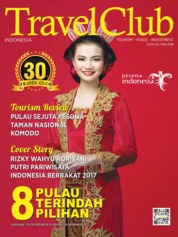Cover Majalah Travel Club ED 311 Mei 2018
