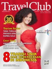Cover Majalah Travel Club ED 314 Agustus 2018