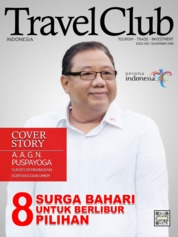 Cover Majalah Travel Club ED 318 Desember 2018
