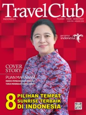 Cover Majalah Travel Club ED 319 Januari 2019
