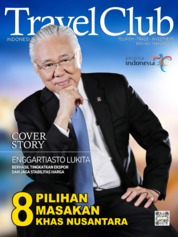 Cover Majalah Travel Club ED 365 Februari 2019