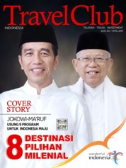 Travel Club Magazine Cover ED 367 April 2019