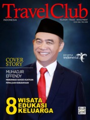 Cover Majalah Travel Club ED 368 Mei 2019