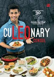 Culeonary, 30 Resep Lezat AntiRibet ala Celebrity Chef by Cover