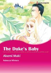 Cover THE DUKE'S BABY oleh Rebecca Winters