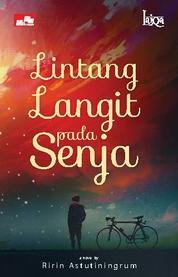 Cover Laiqa: Lintang Langit pada Senja oleh Ririn Astutiningrum