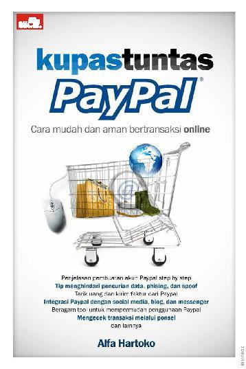 Buku Digital Kupas Tuntas Paypal oleh Alfa Hartoko