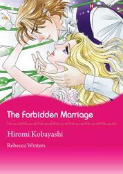 Cover The Forbidden Marriage oleh Rebecca Winters