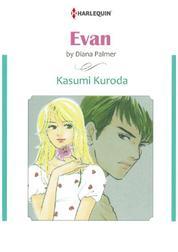 Cover Evan oleh Diana Palmer