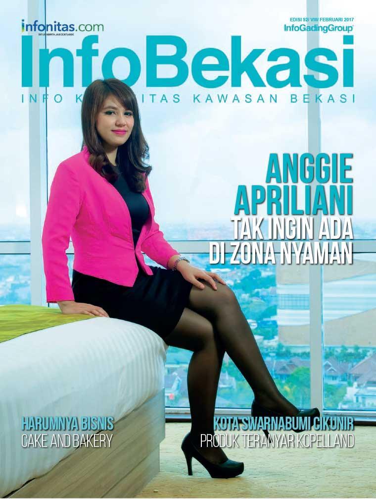 InfoBekasi Digital Magazine February 2017