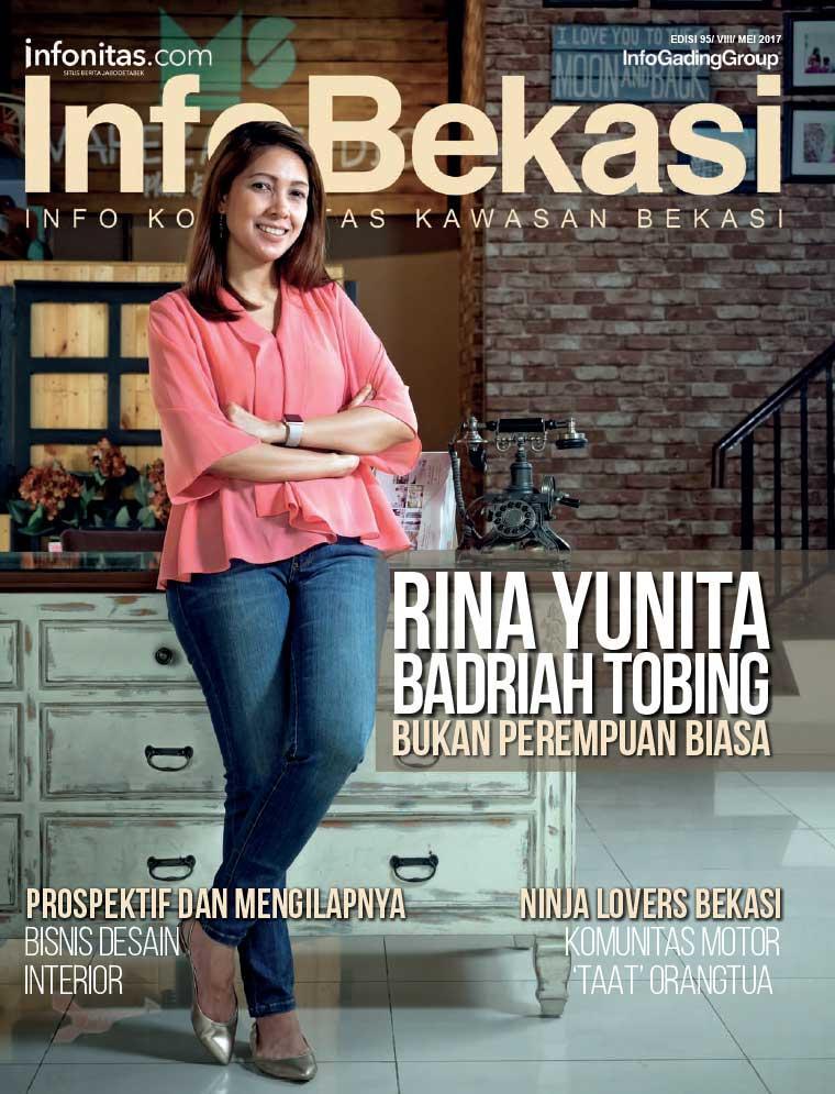 Majalah Digital InfoBekasi Mei 2017