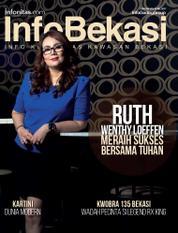 Cover Majalah InfoBekasi April 2017