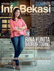 Cover Majalah InfoBekasi Mei 2017