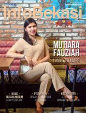 Cover Majalah InfoBekasi Juni 2017