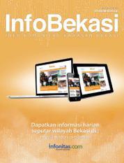 Cover Majalah InfoBekasi Juli 2017