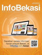 Cover Majalah InfoBekasi Agustus 2017