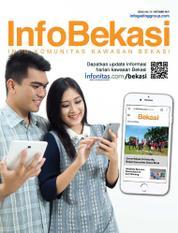 Cover Majalah InfoBekasi Oktober 2017
