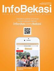 Cover Majalah InfoBekasi November 2017