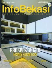 Cover Majalah InfoBekasi Februari 2018