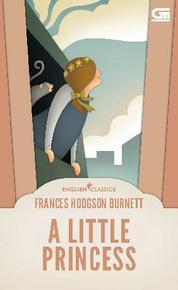 Cover English Classics: A Little Princess oleh Frances Hodgson Burnett