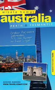 Wisata Hemat: Australia Perth & Fremantle by Cover