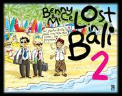Cover Benny & Mice Lost in Bali 2 oleh