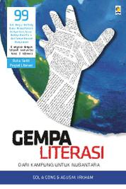 Gempa Literasi by Cover