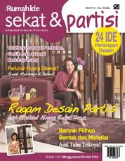 Cover Seri Rumah Ide - Sekat & Partisi oleh Imelda Akmal Architecture Writer Studio