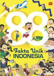 Cover 88 Fakta Unik Indonesia oleh