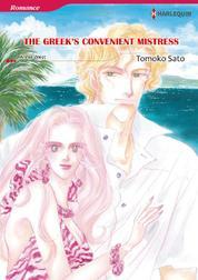 Cover THE GREEK'S CONVENIENT MISTRESS oleh Annie West