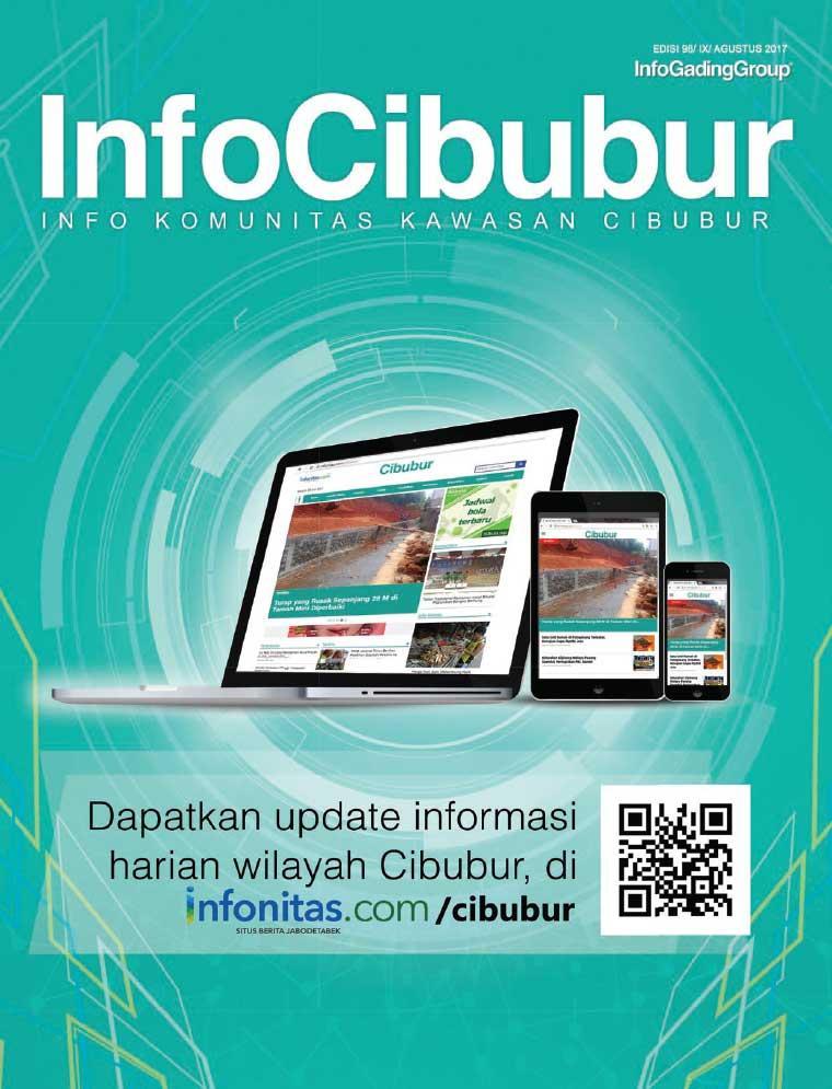 Majalah Digital InfoCibubur Agustus 2017