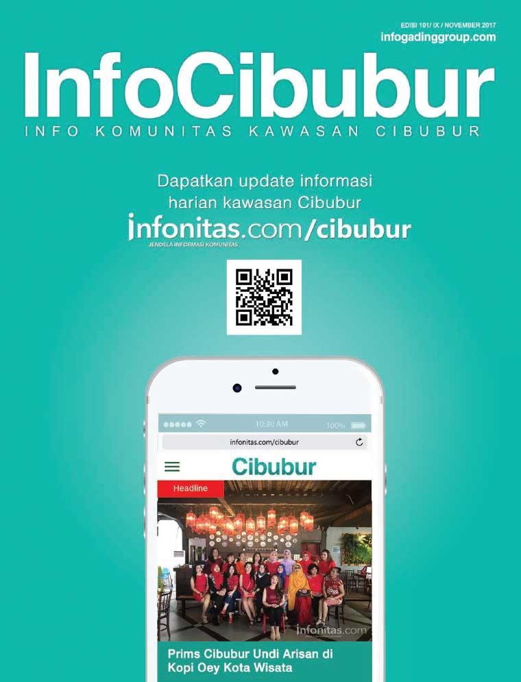InfoCibubur Digital Magazine November 2017