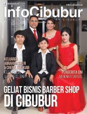 InfoCibubur Magazine Cover June 2016