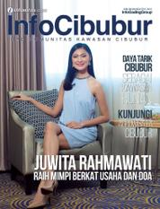 InfoCibubur Magazine Cover August 2016