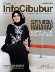InfoCibubur Magazine Cover January 2017