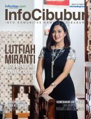 InfoCibubur Magazine Cover March 2017