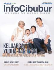 Cover Majalah InfoCibubur April 2017