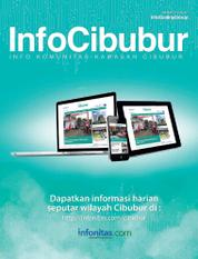 InfoCibubur Magazine Cover July 2017