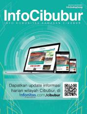 InfoCibubur Magazine Cover August 2017