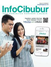 InfoCibubur Magazine Cover October 2017