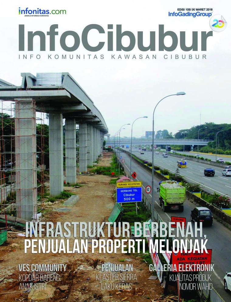 InfoCibubur Digital Magazine March 2018