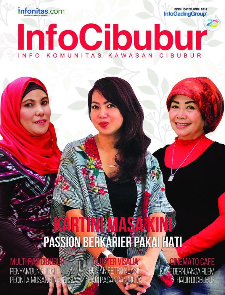 Majalah Digital InfoCibubur April 2018