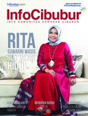 InfoCibubur Magazine Cover February 2018