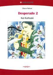 Cover DESPERADO 2 oleh Diana Palmer